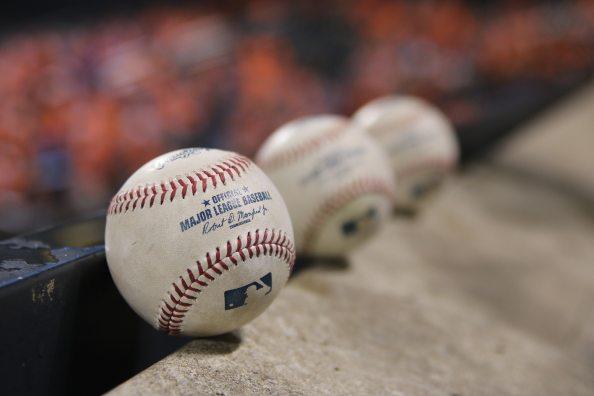 official major league baseball