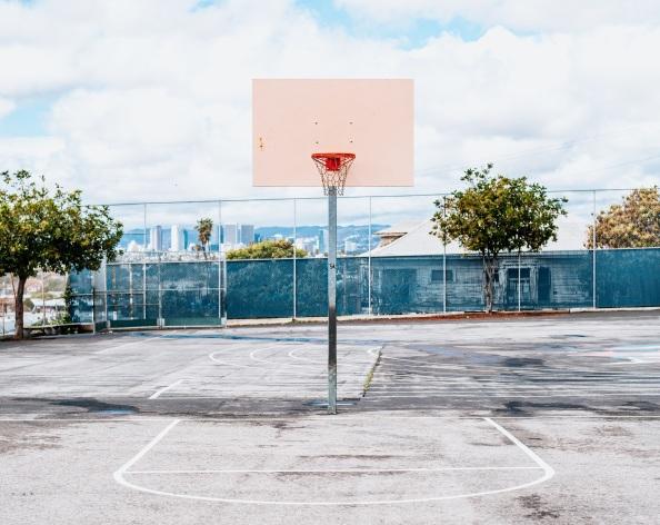 sweet basketball shot